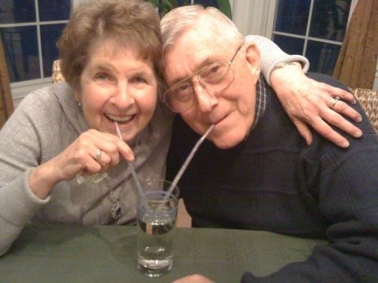 Bob and Mary Jane Wright